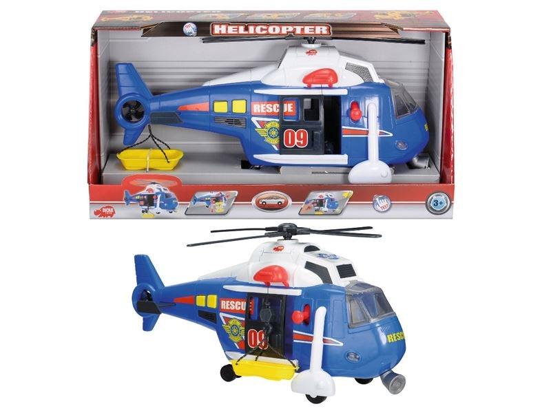 AS Záchranársky vrtuľník 41cm - Dickie AS Záchranársky vrtuľník 41 cm
