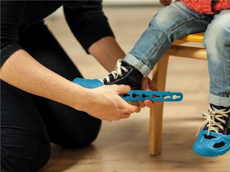 953755091bfb BIG Ochranné návleky na topánky modré ...