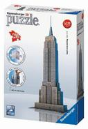 Empire State Building 216 3D dielikov