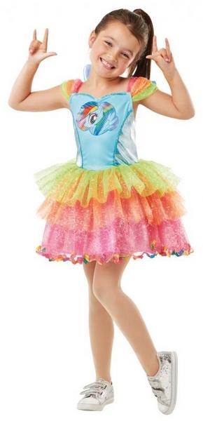 My Little Pony: Rainbow Dash - Deluxe - vel.S
